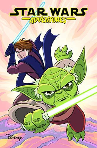 (Star Wars Adventures Vol. 8: Defend the Republic!)