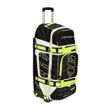 ogio V121001.873 Valantino Rossi VR46 Collection Rig 9800 Rolling Luggage Bag by OGIO