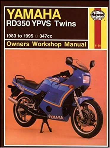 yamaha rd350 ypvs 83 95 haynes repair manuals haynes rh amazon com yamaha rd 350 ypvs workshop manual yamaha rd 350 ypvs service manual download