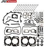 #9: Head Gasket Bolts Set HS26170PT-1 for 1999-2003 Subaru Forester 2.5L, for 1999-2003 Subaru Impreza 2.5L, for 2000-2003 Subaru Legacy 2.5L, for 2003 Subaru Baja 2.5L, for 2000-2003 Subaru Outback 2.5L