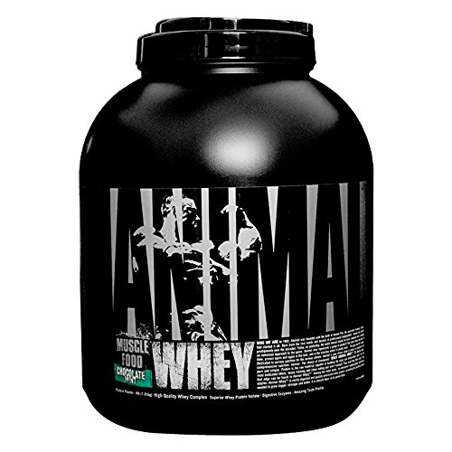 Universal Nutrition Animal Whey Isolate Loaded Whey Protein Powder Supplement, Chocolate Mint, 4 Pound ()