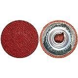 Norton 08834163362 Power Sander Quick Change Discs Size 3/4 120 Grit