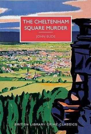 book cover of The Cheltenham Square Murder