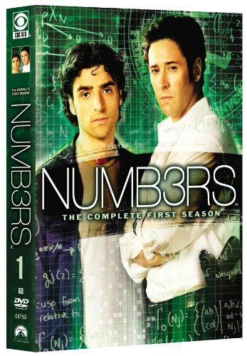 Numb3rs - The Complete First Season (Numbers Season 1)