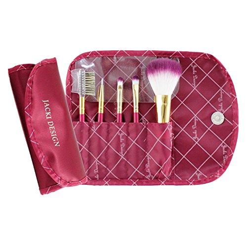jacki-design-vintage-allure-5-pc-make-up-brush-set-w-bag-burgundy-fyd33103