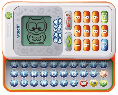 VTech Slide and Talk Kids Smart Phone Toy (Kids Smartphone Toy)