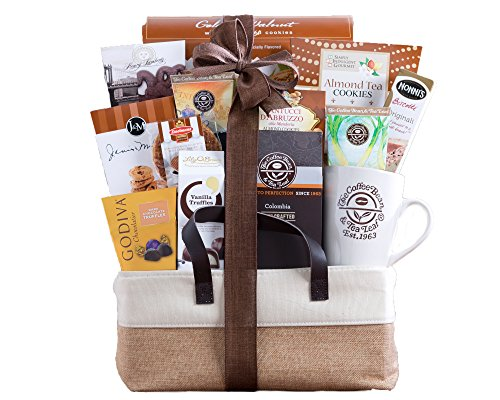 Price comparison product image Wine Country Gift Baskets The Coffee Bean & Tea Leaf Collection