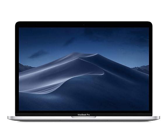 Apple MacBook Pro (13-inch Retina, Touch Bar, 2 3GHz Quad-Core Intel Core  i5, 8GB RAM, 512GB SSD) - Silver