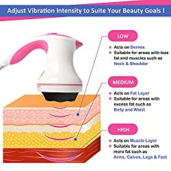 Handheld Fat Cellulite Remover Electric Body Massager