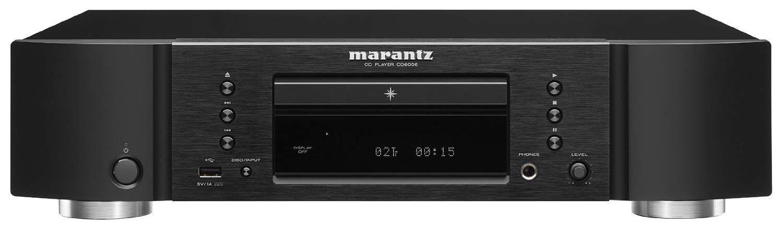 Marantz Home CD Player (CD6006) (Renewed) by Marantz