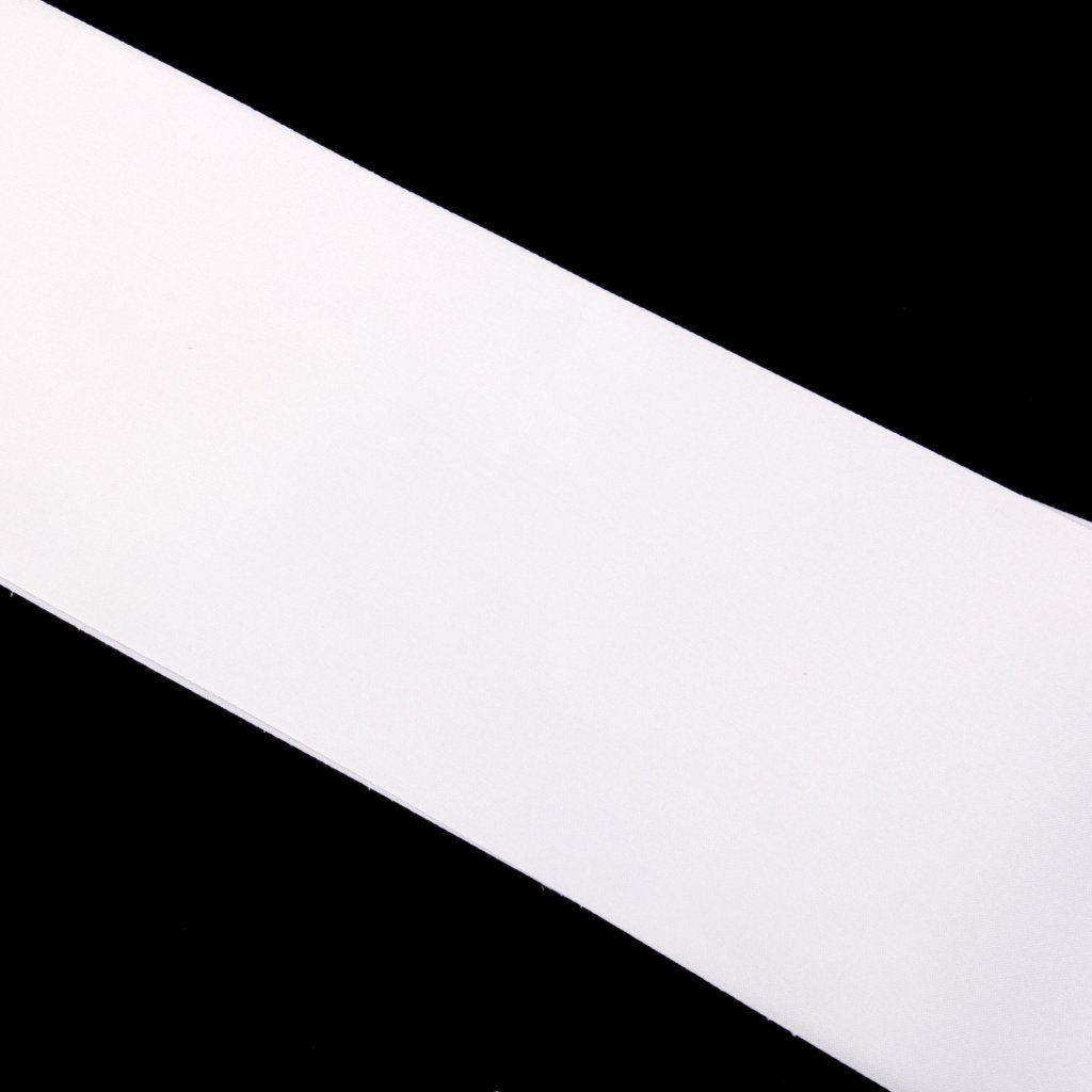 Blanc Vierge Satin Echarpe Ceinture Accessoire pr F/ête Anniversaire Baby Shower Enterrement de Vie