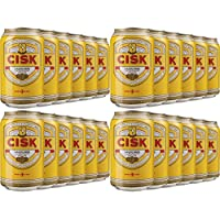 CISK Finest Quality Maltese Lager Beer, 24 x 330 ml