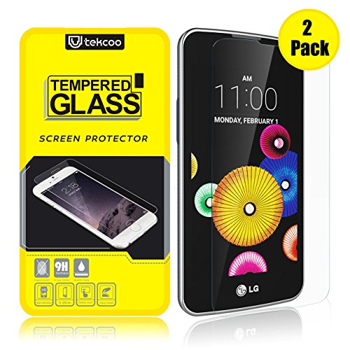 Tempered Glass For LG K4 (Clear) - 3