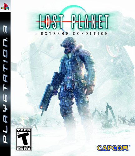 Lost Planet Extreme Condition Playstation 3 product image