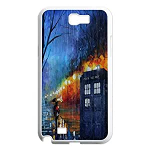Doctor Who Unique Design Case for Samsung Galaxy Note 2 N7100, New Fashion Doctor Who Case