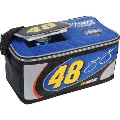 Olivet Jimmie Johnson Track Legal Cooler (Jimmie Johnson Bag)