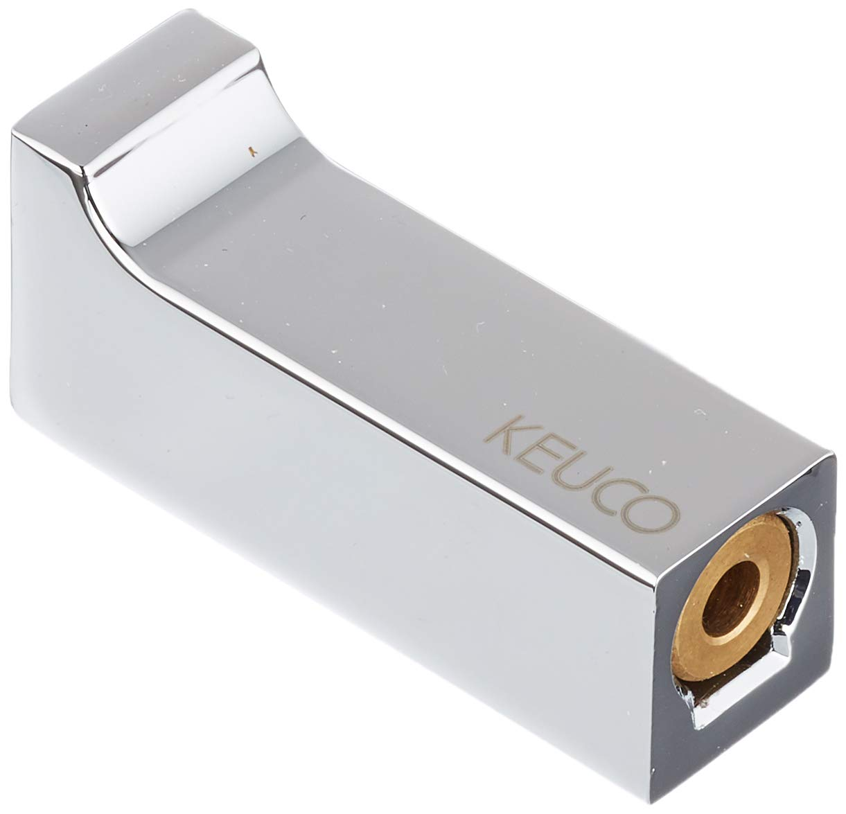 Escobillero para WC Color Cromo Keuco 11164019000 Edition 11 11164 con Accesorio de Cristal