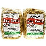 Butler Soy Curls, 8 oz bags - 6 pack