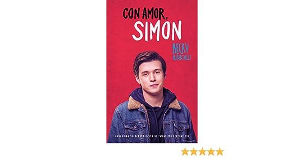 Con amor, Simon (Latidos) (Spanish Edition)