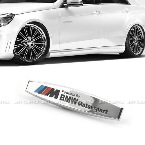 P.I.Sport N.Y 3D M Power Motorsport Badge