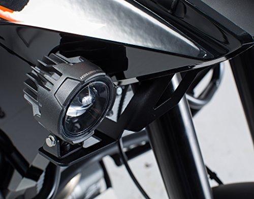 SW-MOTECH Auxiliary Light Mount for KTM 1090 Adventure R '17-'18 & 1190 Adventure/R '13-'16 ()