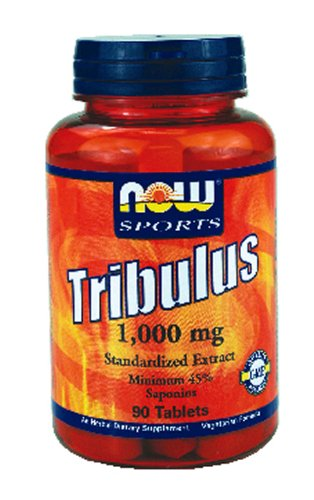 Now Foods Tribulus 1000 mg - 90 Tabs (pack of 12)