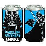 NFL Carolina Panthers Star Wars Darth Vader Can Cooler
