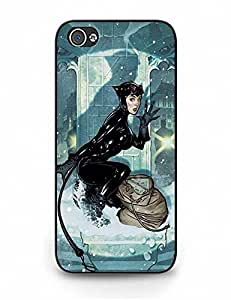 Cheap 8608831M959755730 Iphone 5 Case, Fashionable Catwoman Collection Hard Plastic Phone Case for Iphone 5S