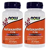 Astaxanthin 4mg 90 Softgels (Cellular Protection) (Pack of 2) Review