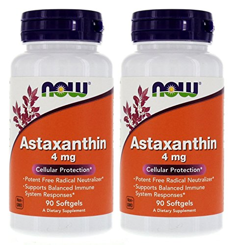 Astaxanthin Softgels Cellular Protection Pack