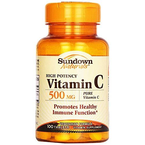 - Sd C-500mg Ascorbic Acid Size 100ct