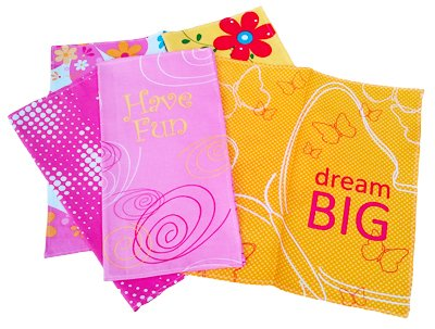 PICKmeUP napkins - My Sunshine napkin set by PICKmeUP napkins (Image #4)