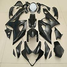 TCMT ABS Unpainted Black Injection Body work Fairing Cowl For SUZUKI GSXR 1000 2005 2006