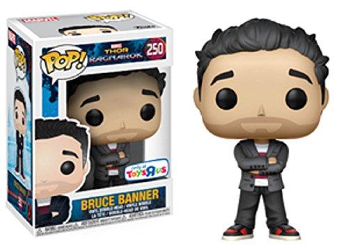 Figura Pop Marvel Thor Ragnarok Bruce Banner Exclusive