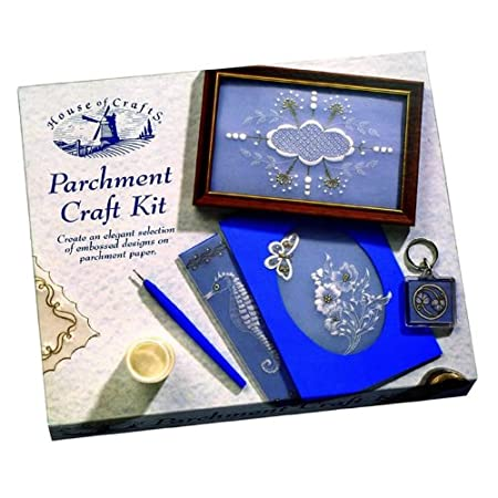 Amazon House Of Crafts Parchment Craft Kit