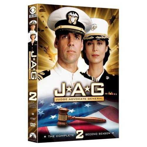 JAG (Judge Advocate General) - The Complete Second Season [DVD]
