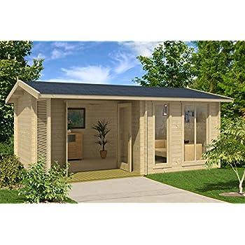 Allwood Sommersby | 174 SQF Garden House Kit