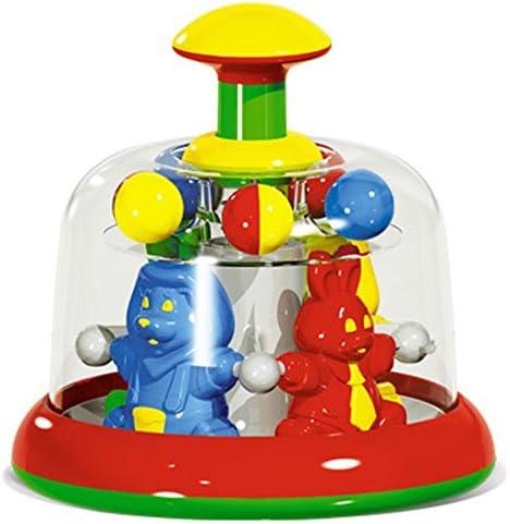 Spinning Top - Carousel (Circus)