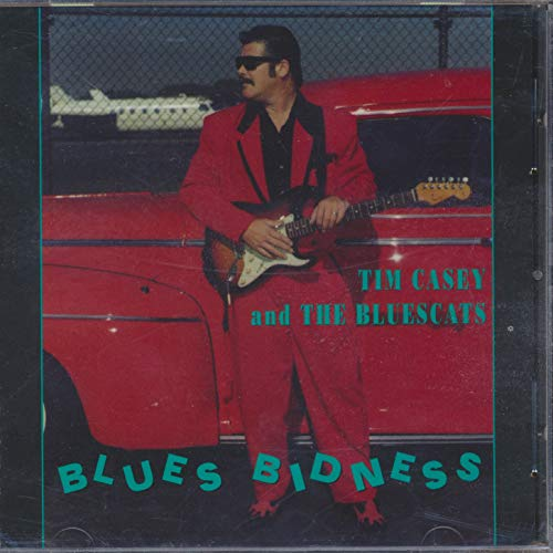 Blues Bidness : Blues Vampire; 24 hr. Bluesman; Rock the Blues; All Blues; Lowdown Dirty Shame; Short, Black & Tight; Rampage (1997 MUSIC CD)
