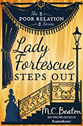 Lady Fortescue Steps Out (The Poor Relation series Book 1)