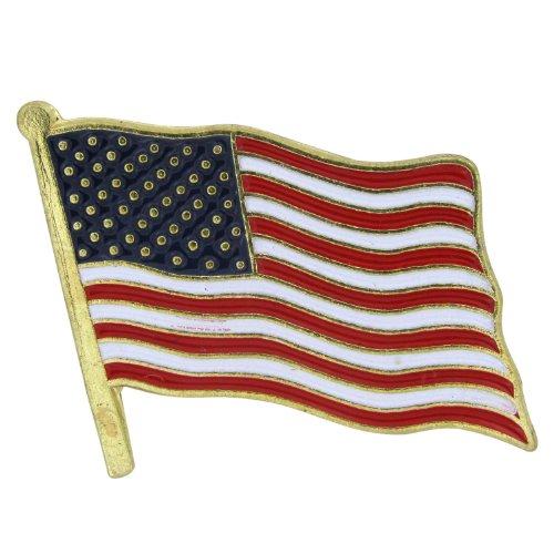 American Flag Pin 6Pcs