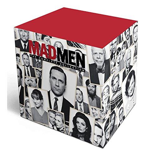 Conoce todos los detalles del nuevo box set de Mad Men