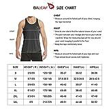 BALEAF Men's Bodybuilding Gym Stringer Y Back