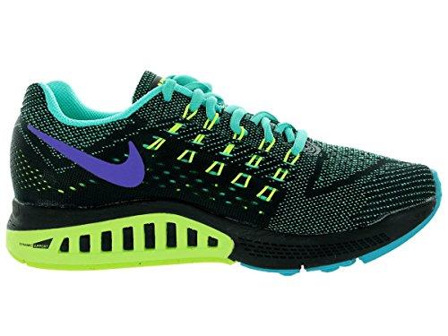 Sportive Nike 18 Air Nero W Donna Scarpe Zoom Structure Nero Snq7WSf