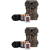 Stealth Cam 8 MP 18-Emitter Infrared Video Game Camera w/ 60 Foot Range (2 Pack)