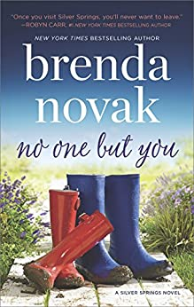 No One but You: A Novel (Silver Springs) by [Novak, Brenda]