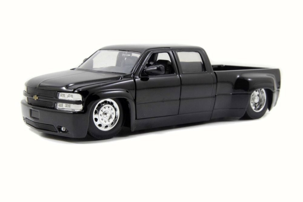 Amazon 1999 Chevy Silverado Dooley Pickup Truck Black