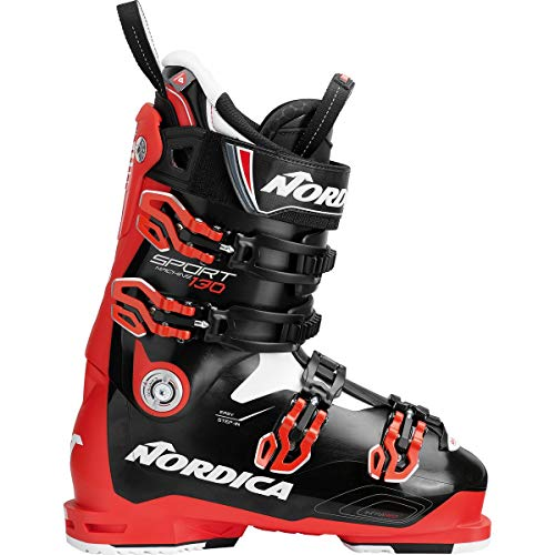 Nordica Sportmachine 130 Ski Boot - Men's One Color, 27.5