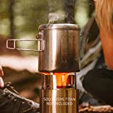 Solo Stove Pot 1800: Stainless Steel Companion