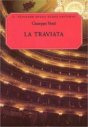 Vocal Score La Traviata